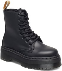 v jadon ii mono black felix rub off shoes boots ankle boots ankle boot - flat svart dr. martens