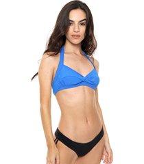 bikini azul lecol renata