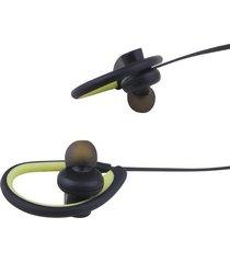 audifonos bluetooth inalámbricos il98bl para correr y deportes - verde