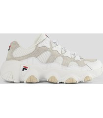 fila klassiska sneakers - white