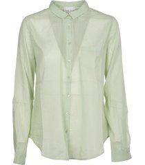 forte forte light green shirt