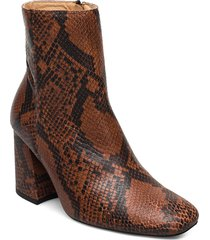 ms steinem shoes boots ankle boots ankle boots with heel brun anny nord