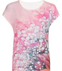 maglia stampata (rosa) - bodyflirt
