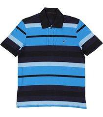 camisa polo tassa regular listrada 18041 masculina