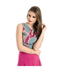 top cropped estampado alphorria a.cult