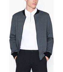 selected homme slhjuan bomber sweat jacket b jackor svart
