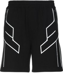 black barrett shorts & bermuda shorts