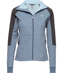 signe jacket outerwear sport jackets blå kari traa