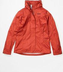 chaqueta precip eco naranja marmot