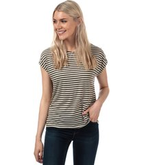 womens ava striped t-shirt