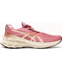 asics sneakers novablast 2 colroe rosa