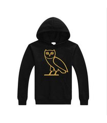 men's hoodies, hooded , winter ovoxo owl pullover