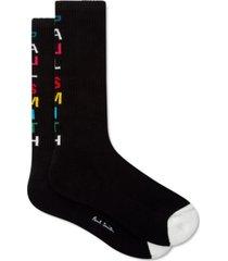 ps paul smith men's logo socks