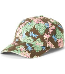 polo ralph lauren men's cotton chino ball cap