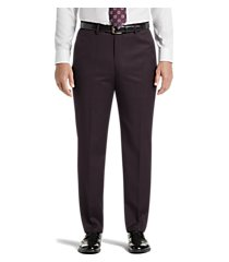 reserve collection tailored fit reda 1865 sustainawool dress pants by jos. a. bank