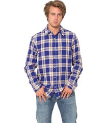 brushed flannel shirt