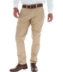pantalon canvas beige rockford