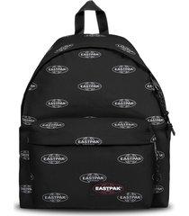 eastpak premium padded ek620 backpack unisex adult and guys black
