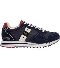 scarpe sneakers uomo camoscio quartz