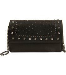 bartlet studded chainlink wallet
