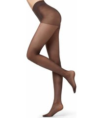 calzedonia - 20 denier action tights medium, xl, brown, women