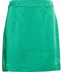 2nd clea kort kjol grön 2ndday
