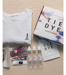 kit t-shirt atelier tie dye