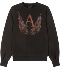 alix the label wings sweater