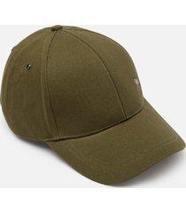 ps paul smith men's zebra logo baseball cap - khaki