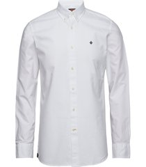 oxford button down shirt overhemd business wit morris