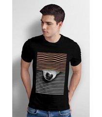 camiseta base nobre lines t- shirt masculina - masculino