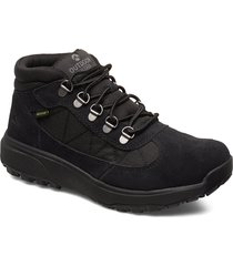 womens outdoors ultra - adventures shoes boots ankle boots ankle boots flat heel svart skechers