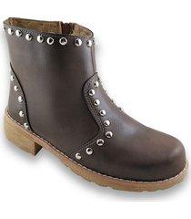 botas marrón raggazini madrid