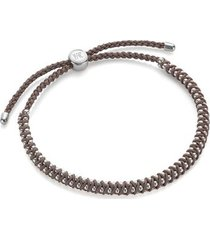 sterling silver rio mini friendship bracelet