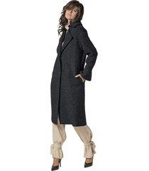 coat in lana bouclè