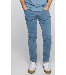 x-slim jeans - ljusblå