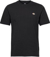 ss mapleton t-shirt t-shirts short-sleeved svart dickies