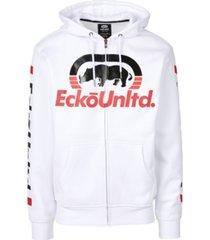 ecko unltd men's progressive full zip hoodie