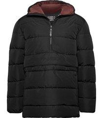 lm original anorak jacket outerwear jackets anoraks zwart o'neill