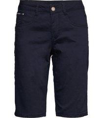 vavacr shorts - coco fit bermudashorts shorts blå cream