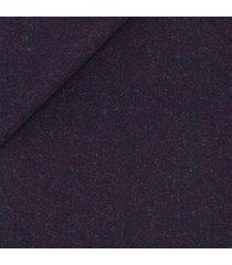 pantaloni da uomo su misura, reda, flanella pettinata vinaccia, autunno inverno