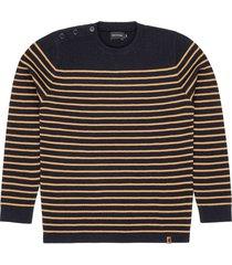 baskinthesun bask in the sun esperanza sweater navy basun212007