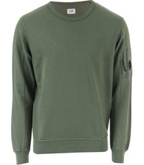 mens light fleece crew sweatshirt