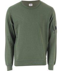 mens light fleece crew sweatshirt