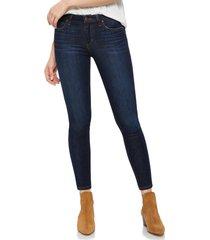 women's joe's icon ankle skinny jeans, size 25 - blue