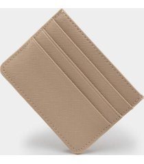kelly card case - tan