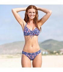 venetian garden bikini top