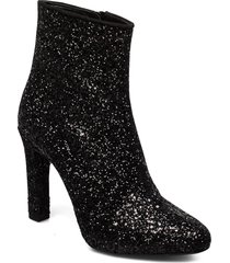 paulos_gl shoes boots ankle boots ankle boots with heel svart unisa