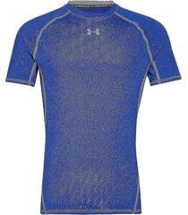 ua hg armour ss t-shirts short-sleeved blå under armour
