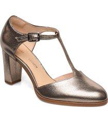kaylin85 tbar shoes heels pumps classic guld clarks